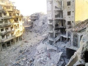 حمص.. تنتقل من (الجغرافيا) إلى (التاريخ) !