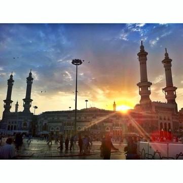 من تصويري (فجر الحرم)